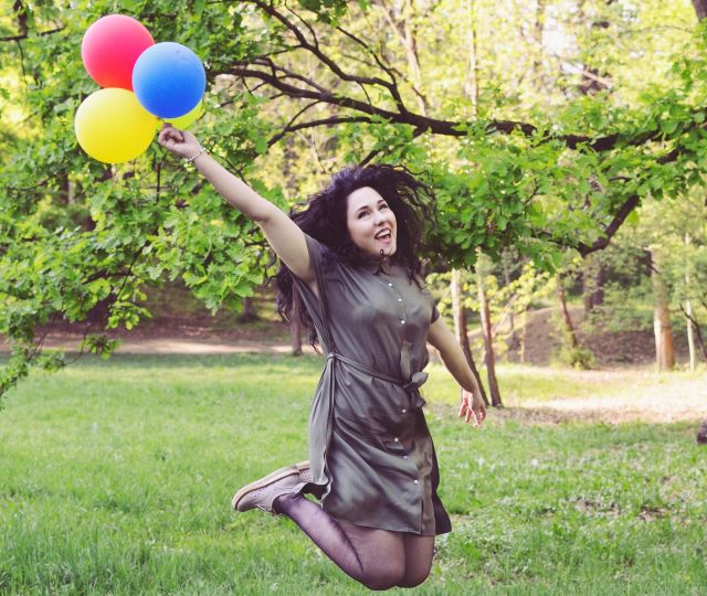 10 Liebesresolutionen für die alleinstehende Frau - Wie