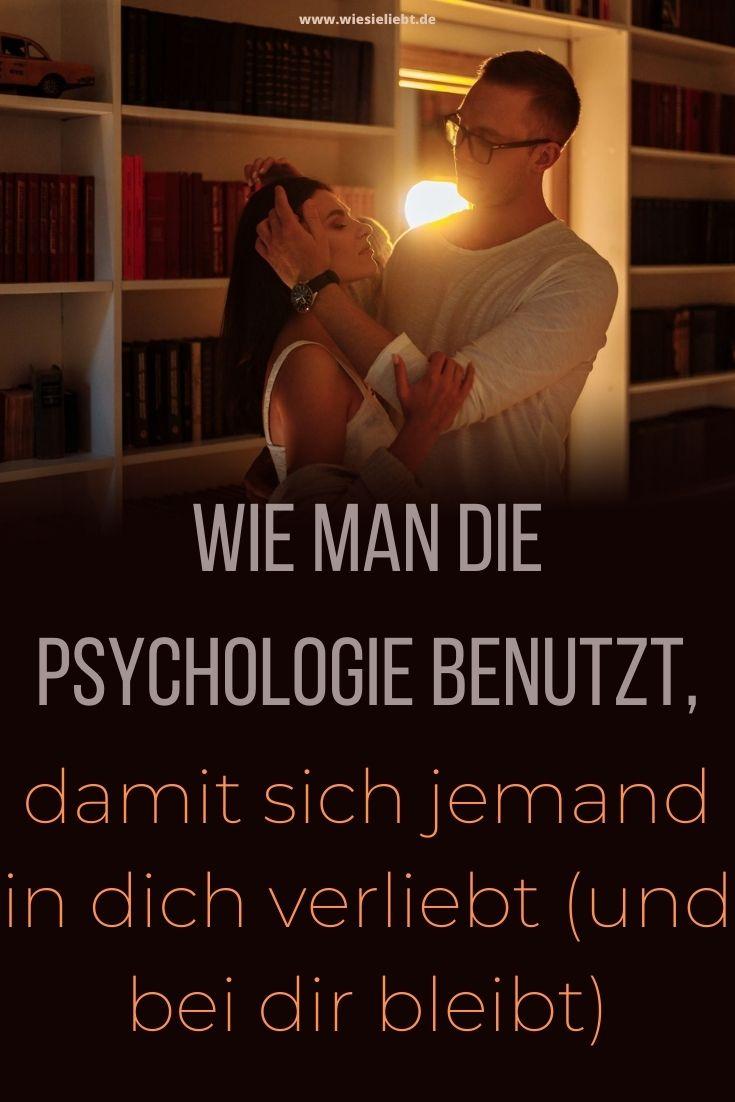 Zu schnell verlieben psychologie